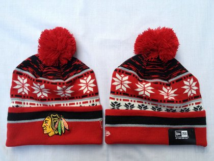 Chicago Blackhawks Beanie SF-4